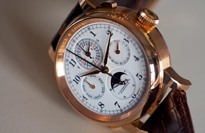 أغلى ساعات العالم - أغلى الساعات في العالم - Lange & Söhne Grand Complication