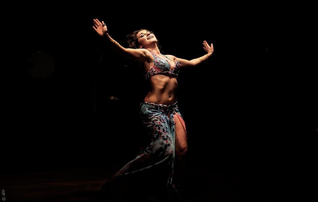 الرقص عند المصريين، احتفال وعبادة