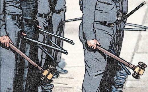 المحامون المصريون في خدمة النظام