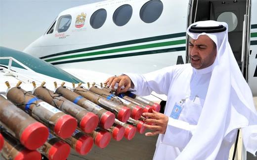 كيف تصنع الإمارات المطر؟