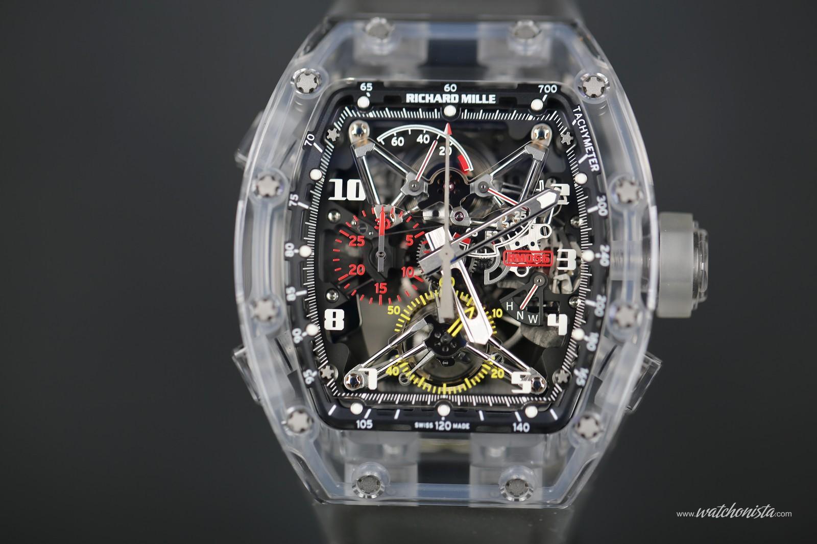 5cdb567c4bdb4 أغلى ساعات العالم - أغلى الساعات في العالم - The Richard Mille RM 56-01