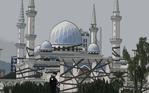 الأنظمة العربية تخاف من مساجدها