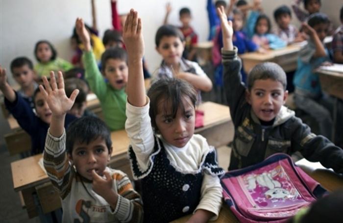المدارس البديلة في سوريا