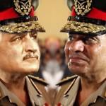 السيسي كاريكاتور لعبد الناصر