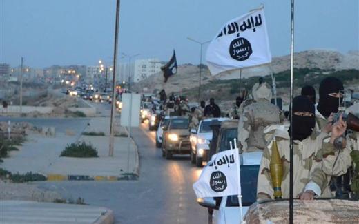 الحياة تحت داعش