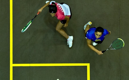 في الحالة العجيبة لتفوّق المصريين في رياضة السكواش