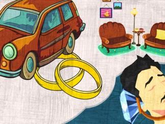 5 عقبات اقتصادية أمام الزواج في مصر