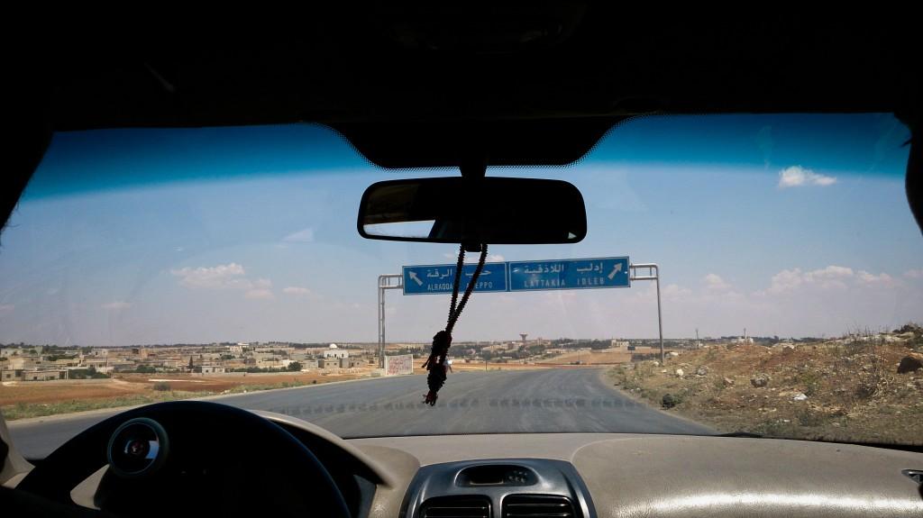 التهريب من سوريا إلى تركيا - سوريا