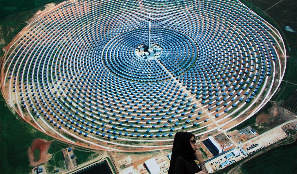 """هل فازت شركة """"مصدر"""" برهان الطاقة المتجددة النظيفة؟"""