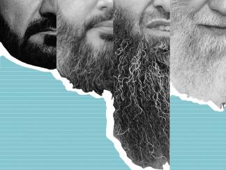 أي لحية تجسّد بشكل أفضل وجه الإسلام؟