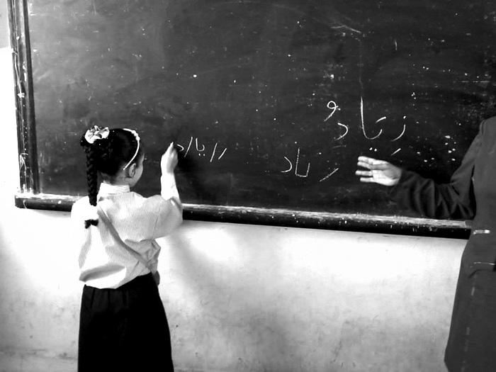 الأمية في مصر - تلاميذ مصر لا يجيدون القراءة والكتابة