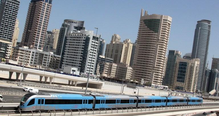 ارقام قياسية عربية في موسوعة غينيس الإمارات - اطول مترو