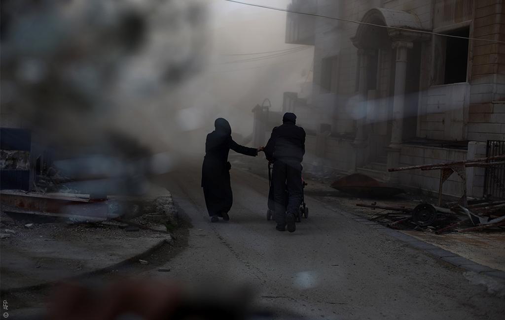 منظمة العفو الدولية: رد فعل العالم على المجموعات المسلحة كان مشيناً