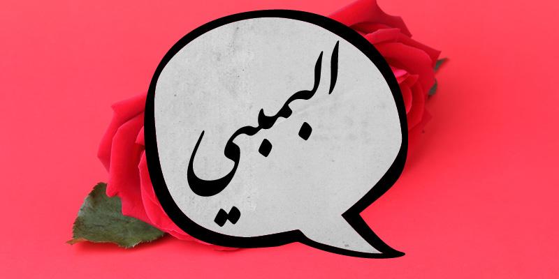 كلمات عربية شبه منقرضة - البمبي