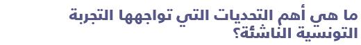 السياسة في تونس - الدليل المبسط للتعرف على السياسة في تونس - التحديات