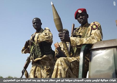 حرب الفقراء في جنوب السودان - صورة 1