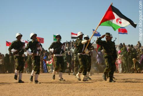 المجموعات المطالبة بالاستقلال وأهم الانفصاليين في الشرق الأوسط - الصحراء الغربية