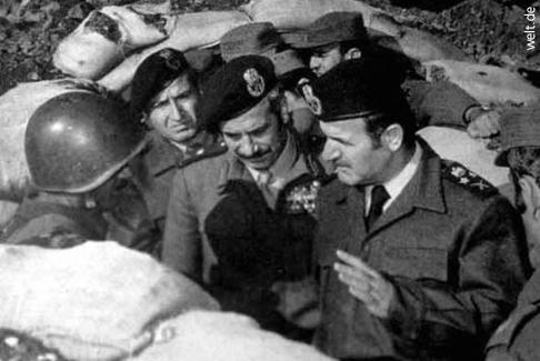 أهم الانقلابات في العالم العربي - انقلاب الحركة التصحيحية
