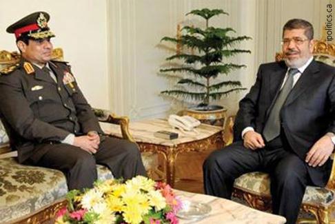 أهم الانقلابات في العالم العربي - انقلاب 3 يوليو