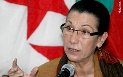 أبرز رئيساتالاحزاب العربية  - لويزة حنون