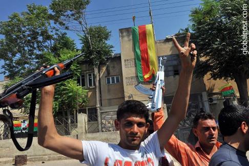 المجموعات المطالبة بالاستقلال وأهم الانفصاليين في الشرق الأوسط - الأكراد