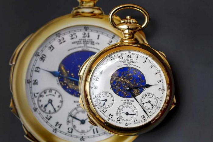 أغلى ساعات العالم - أغلى الساعات في العالم - باتريك فيليب 1932