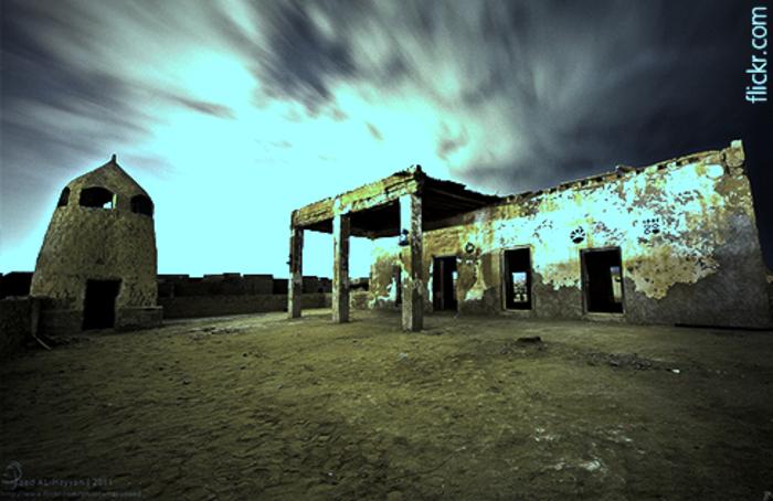 سياحة الرعب .. أماكن في العالم العربي قد تصلح لسياحة الرعب - الجزيرة الحمراء