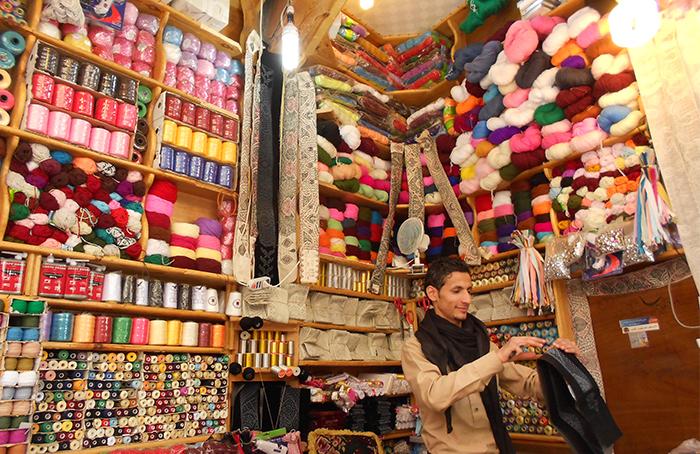 أسواق صنعاء - أصالة منذ القدم