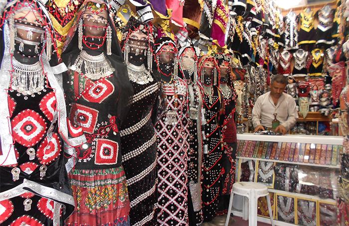 أسواق صنعاء - الحفاظ على الأصالة