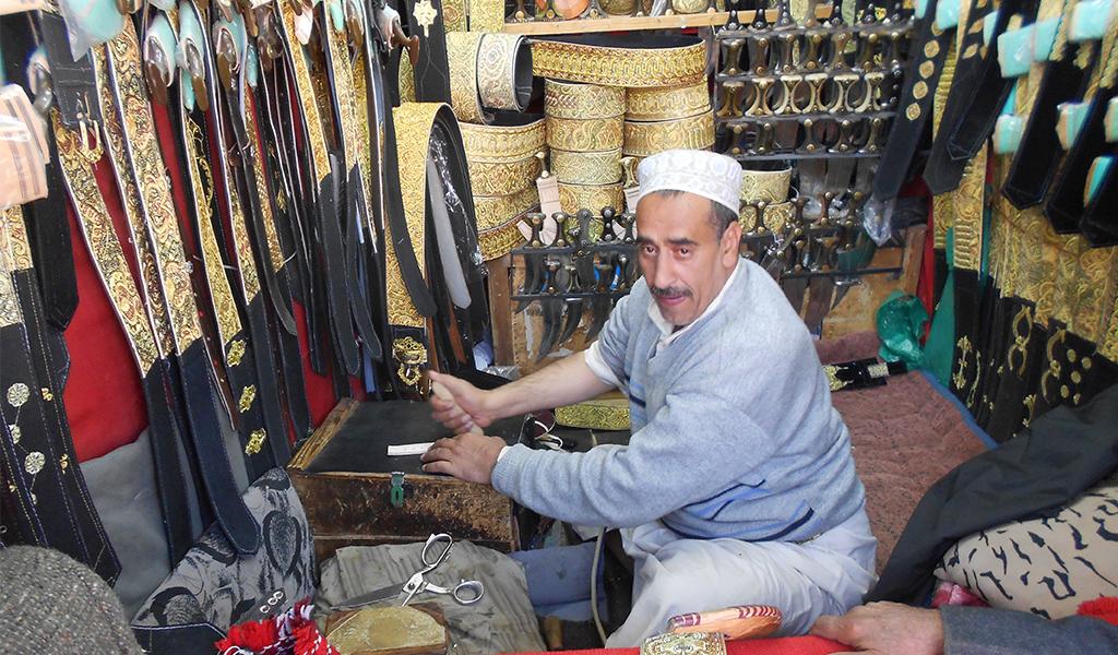 أسواق صنعاء: الأقدم في الجزيرة العربية