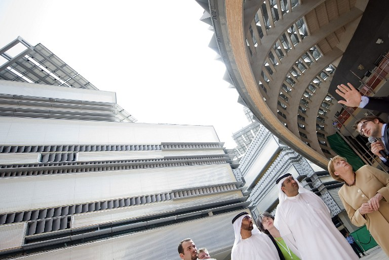 ارقام قياسية عربية في موسوعة غينيس الإمارات - أكبر مدينة رفقاً بالبيئة