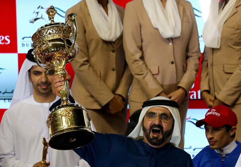 ارقام قياسية عربية في موسوعة غينيس الإمارات - أغلى سباق خيل