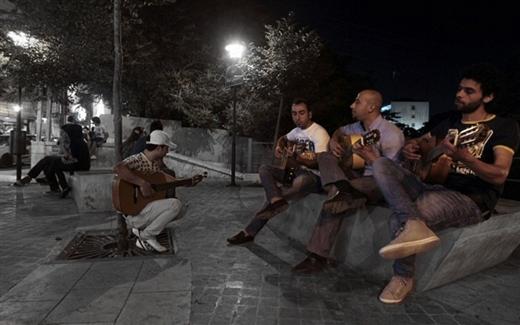 حي صغير في الأردن يدير نفسه بنفسه
