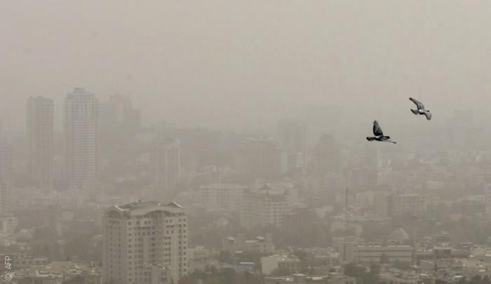حقائق عن إيران - 10 حقائق لا تعرفها عن إيران - تلوث إيران