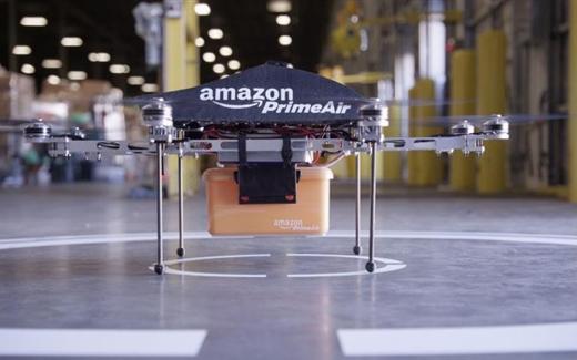 Amazon تجنّد طائرات من دون طيار