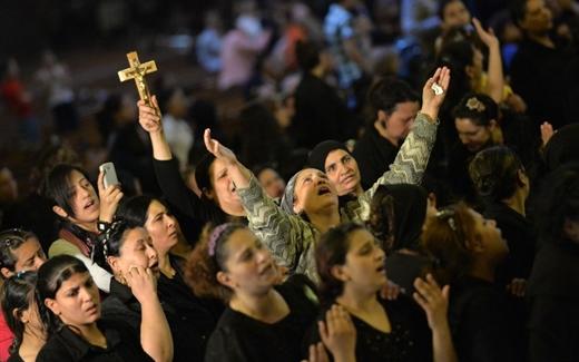 أقباط مصر محرومون من الاحتفال بأعيادهم