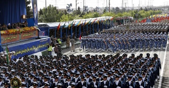 حقائق عن إيران - 10 حقائق لا تعرفها عن إيران - يوم الجيش