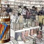 منع الكتب في المعارض، تسويق مجاني