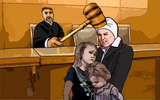 القانون الذي سيزوج إبنة الثمانية أعوام!