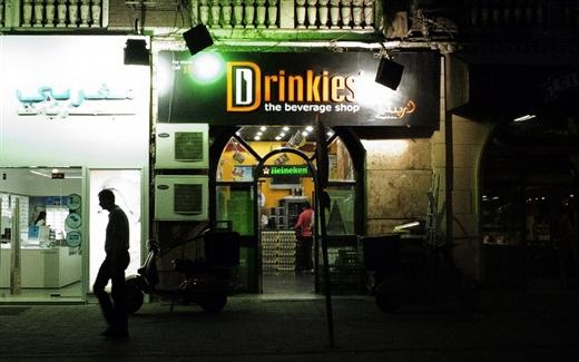 الخمور تنافس السلاح في العالم العربي