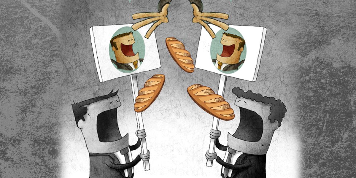 """في مصر رشاوى مرشحي البرلمان: لحوم و""""بطاطين"""" وعمرة"""