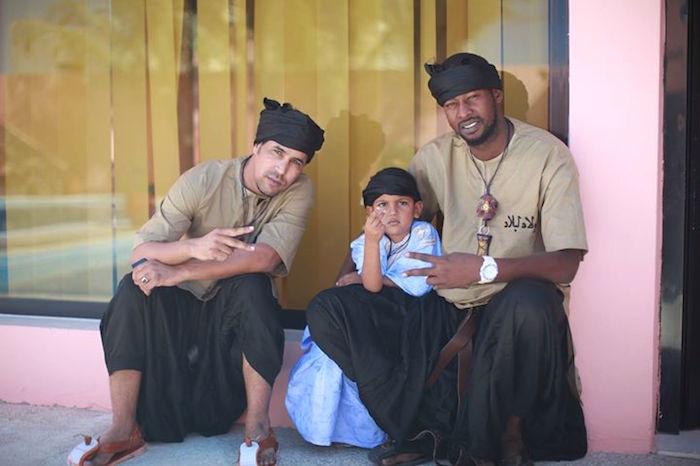 فرقة أولاد لبلاد - حمد وإسحاق