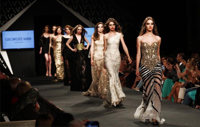 اسابيع الموضة العربية - اسابيع الموضة في بيروت