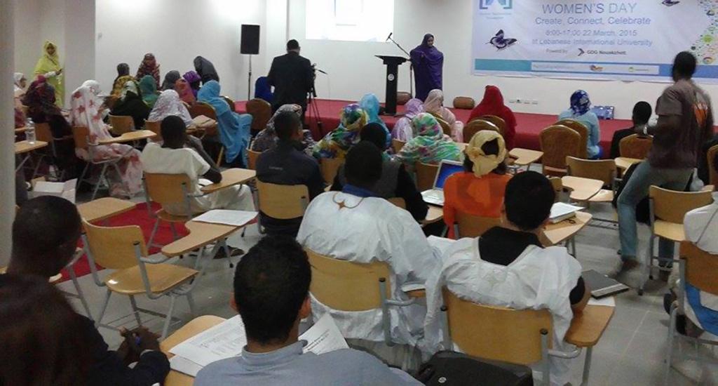 نساء موريتانيا يفرضن وجودهنّ بالابتكارات التكنولوجية