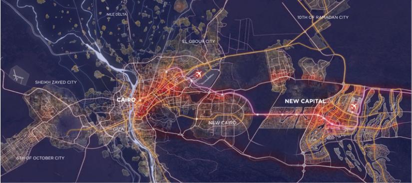 حقائق عن عاصمة مصر الجديدة - المشروع