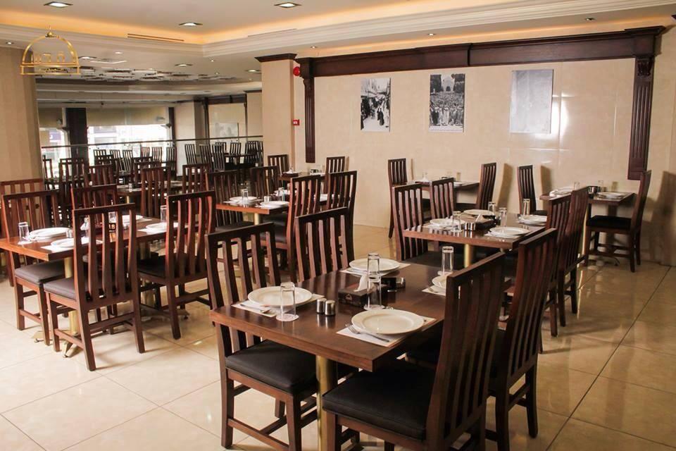 افضل المطاعم في عمان - أفضل المطاعم الشعبية في عمان - مطعم القدس للمأكوات والحلويات عمان