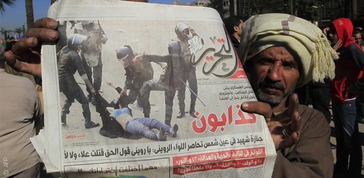 نقص هائل في المعلومات وتضليل حكومي يحرم المصريين من معرفة ما يجري في بلادهم