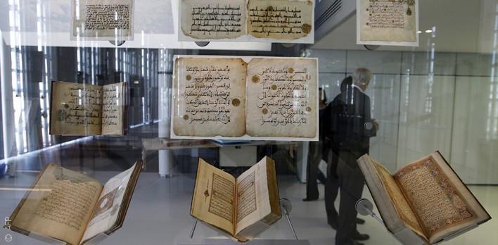 8 دول أجنبية بينها أمريكا وإسرائيل تحتفظ بمخطوطات عربية نادرة