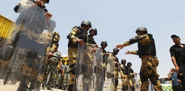 هل يتحوّل الجيش المصري إلى بلاك ووتر الشرق الأوسط الجديد؟