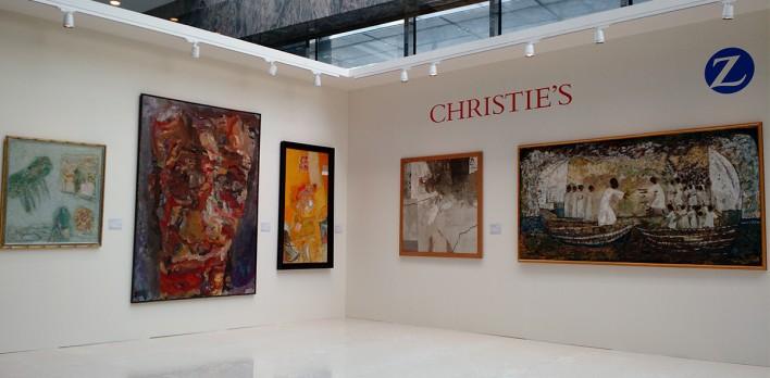158 من روائع الفن الحديث والمعاصر تحلّ ضيفة على دبي
